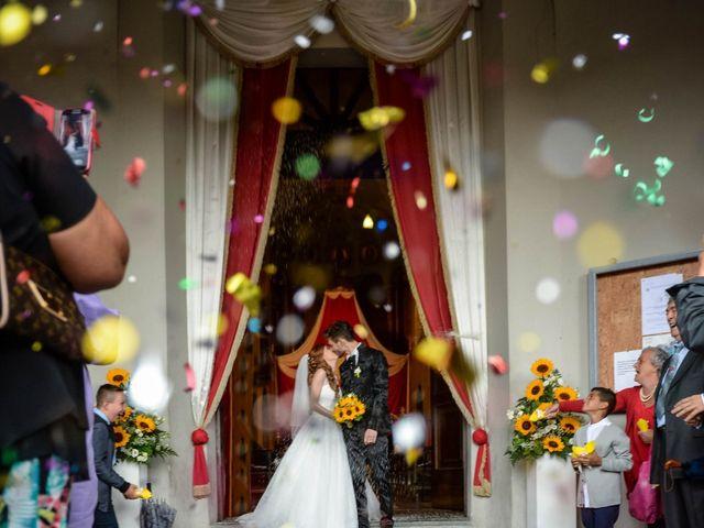 Il matrimonio di Mauro e Sara a Bergamo, Bergamo 31