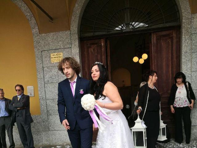 Il matrimonio di Claudia  e Davide a Chiavenna, Sondrio 8
