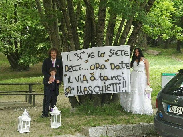Il matrimonio di Claudia  e Davide a Chiavenna, Sondrio 12