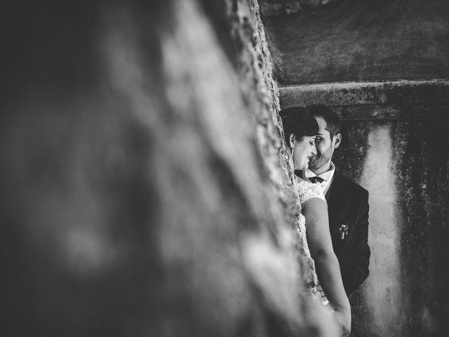 Il matrimonio di Antonio e Concetta a Torre Le Nocelle, Avellino 12