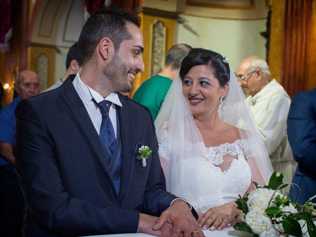 Il matrimonio di Antonio e Concetta a Torre Le Nocelle, Avellino 18