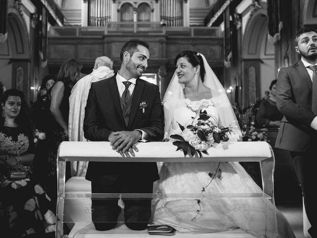 Il matrimonio di Antonio e Concetta a Torre Le Nocelle, Avellino 1