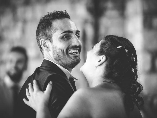 Il matrimonio di Antonio e Concetta a Torre Le Nocelle, Avellino 21