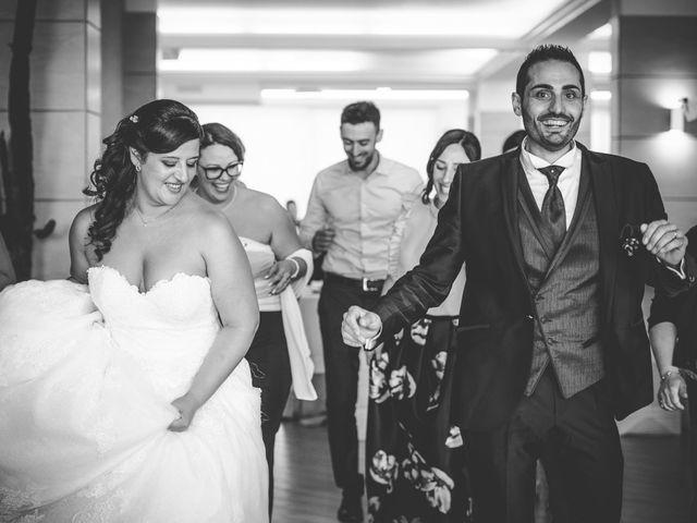 Il matrimonio di Antonio e Concetta a Torre Le Nocelle, Avellino 24