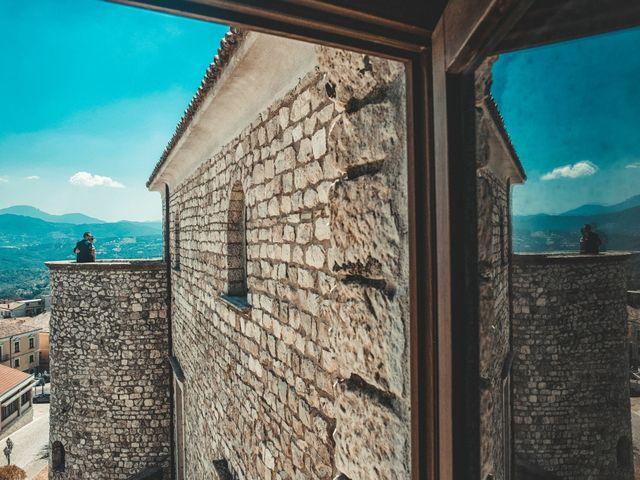 Il matrimonio di Antonio e Concetta a Torre Le Nocelle, Avellino 25
