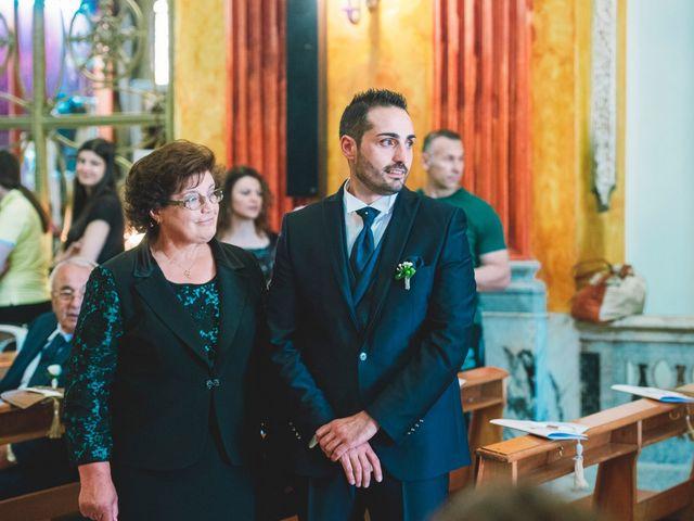 Il matrimonio di Antonio e Concetta a Torre Le Nocelle, Avellino 39
