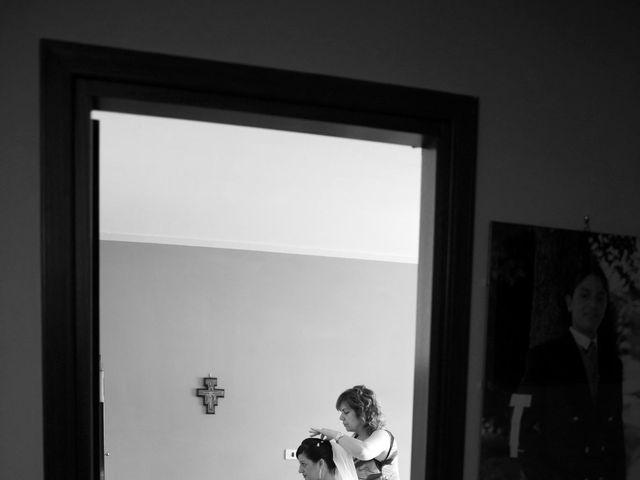 Il matrimonio di Antonio e Concetta a Torre Le Nocelle, Avellino 44