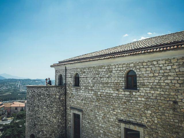 Il matrimonio di Antonio e Concetta a Torre Le Nocelle, Avellino 45