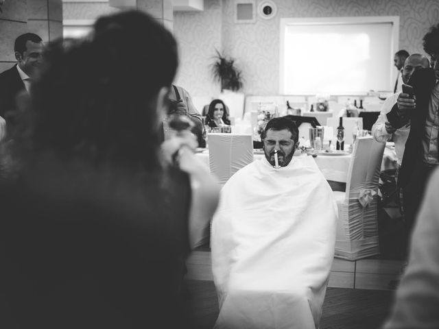 Il matrimonio di Antonio e Concetta a Torre Le Nocelle, Avellino 46
