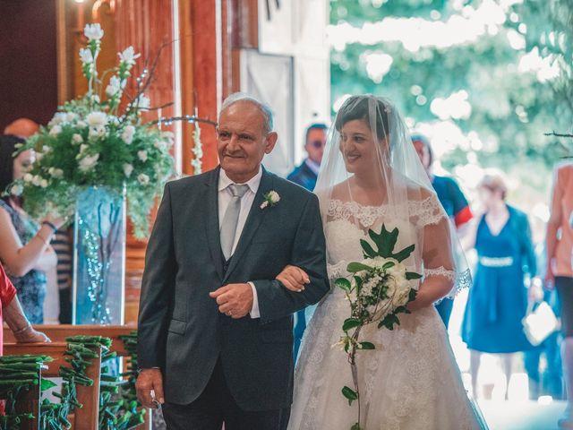 Il matrimonio di Antonio e Concetta a Torre Le Nocelle, Avellino 47