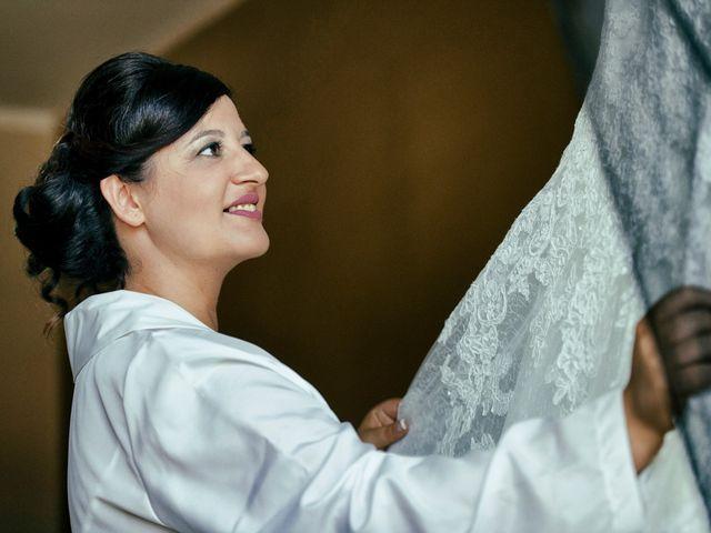 Il matrimonio di Antonio e Concetta a Torre Le Nocelle, Avellino 48