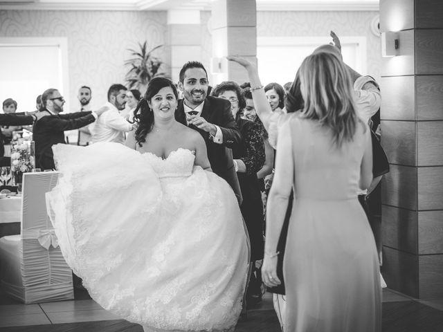 Il matrimonio di Antonio e Concetta a Torre Le Nocelle, Avellino 52