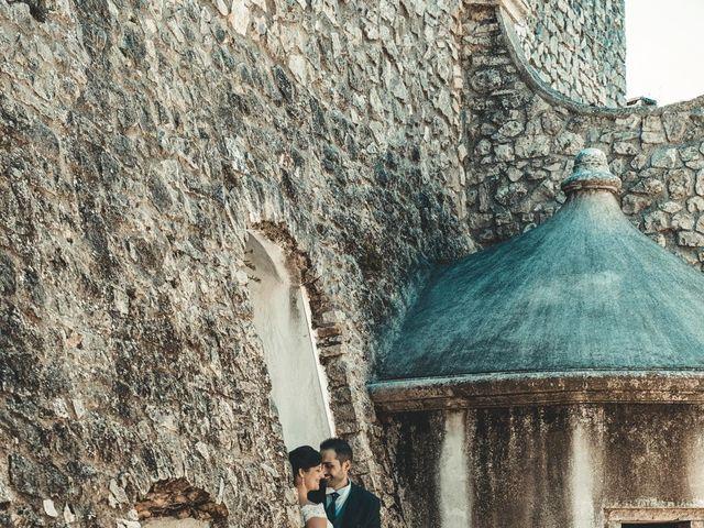 Il matrimonio di Antonio e Concetta a Torre Le Nocelle, Avellino 53