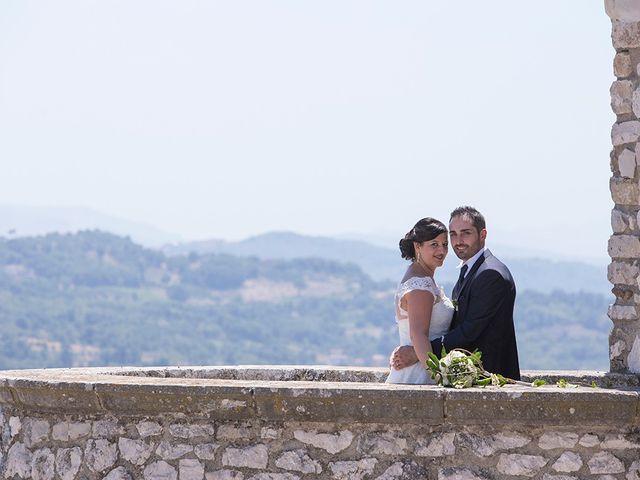 Il matrimonio di Antonio e Concetta a Torre Le Nocelle, Avellino 56