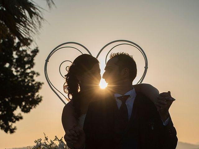 Il matrimonio di Antonio e Concetta a Torre Le Nocelle, Avellino 2