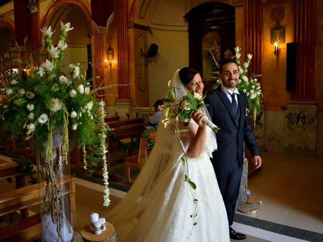 Il matrimonio di Antonio e Concetta a Torre Le Nocelle, Avellino 80