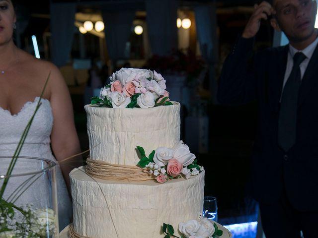 Il matrimonio di Antonio e Concetta a Torre Le Nocelle, Avellino 82