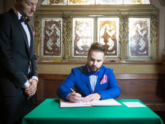Il matrimonio di Ronnie e Jenny a Cremona, Cremona 33