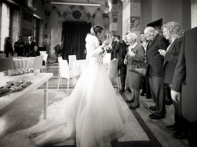 Il matrimonio di Ronnie e Jenny a Cremona, Cremona 61