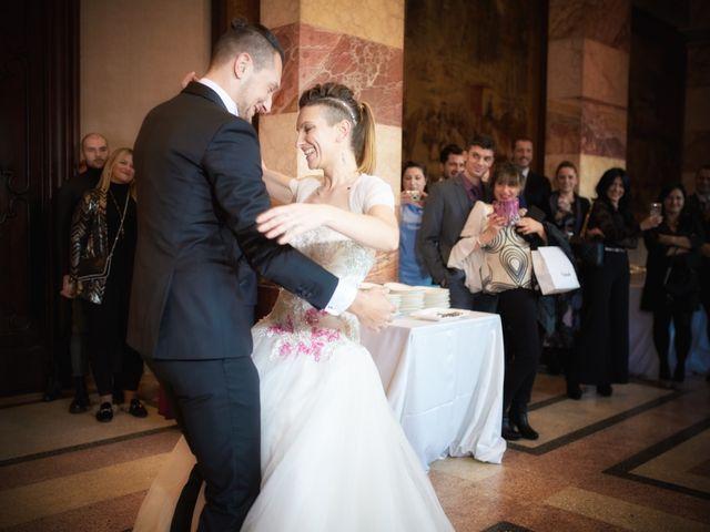 Il matrimonio di Ronnie e Jenny a Cremona, Cremona 86