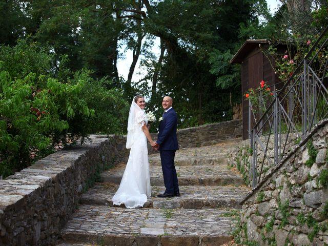 Il matrimonio di Andrea e Chiara a Vicopisano, Pisa 1