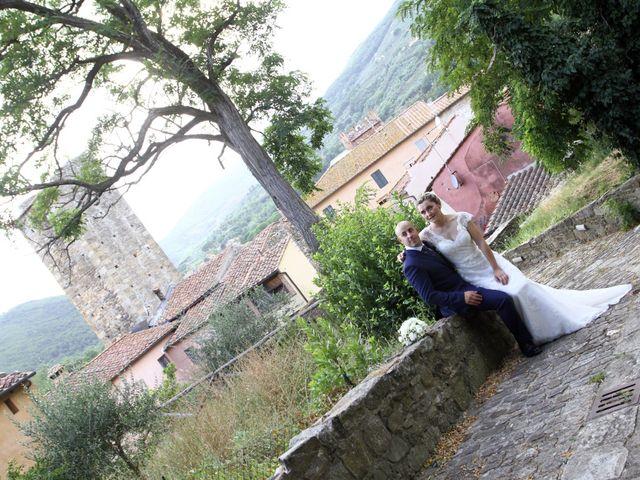 Il matrimonio di Andrea e Chiara a Vicopisano, Pisa 2