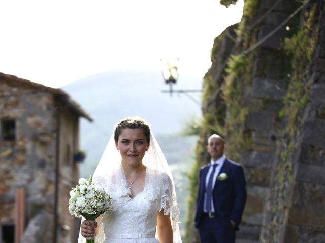 Il matrimonio di Andrea e Chiara a Vicopisano, Pisa 5