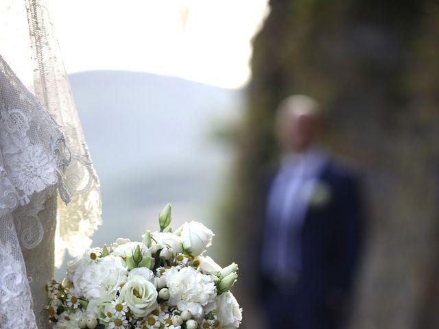 Il matrimonio di Andrea e Chiara a Vicopisano, Pisa 6