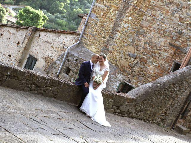 Il matrimonio di Andrea e Chiara a Vicopisano, Pisa 8
