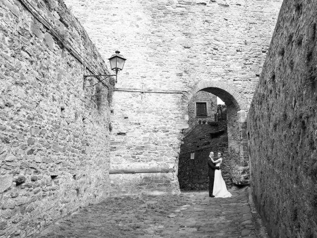 Il matrimonio di Andrea e Chiara a Vicopisano, Pisa 12