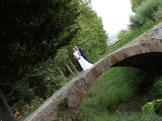 Il matrimonio di Andrea e Chiara a Vicopisano, Pisa 13