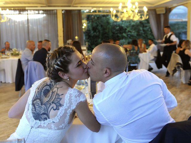 Il matrimonio di Andrea e Chiara a Vicopisano, Pisa 15