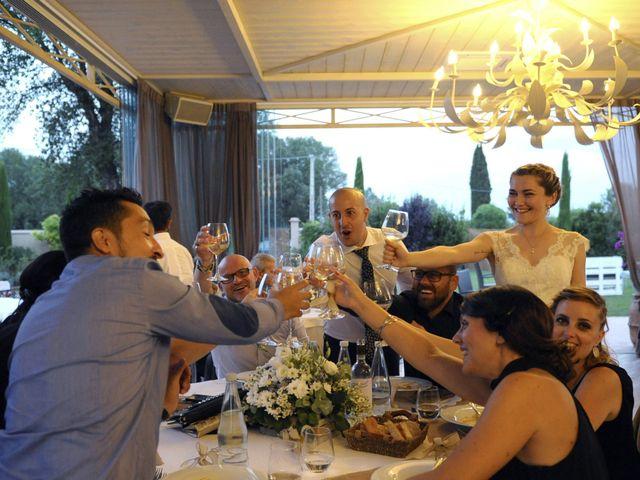 Il matrimonio di Andrea e Chiara a Vicopisano, Pisa 16