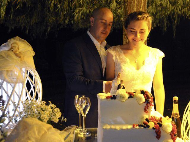 Il matrimonio di Andrea e Chiara a Vicopisano, Pisa 21
