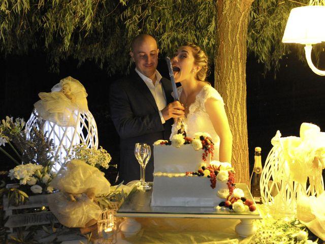 Il matrimonio di Andrea e Chiara a Vicopisano, Pisa 22