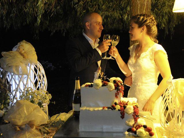 Il matrimonio di Andrea e Chiara a Vicopisano, Pisa 23