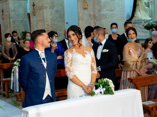 Il matrimonio di Ylenia e Giuseppe a Pachino, Siracusa 20