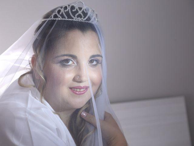 Il matrimonio di Cinzia e Moreno a Valledolmo, Palermo 8