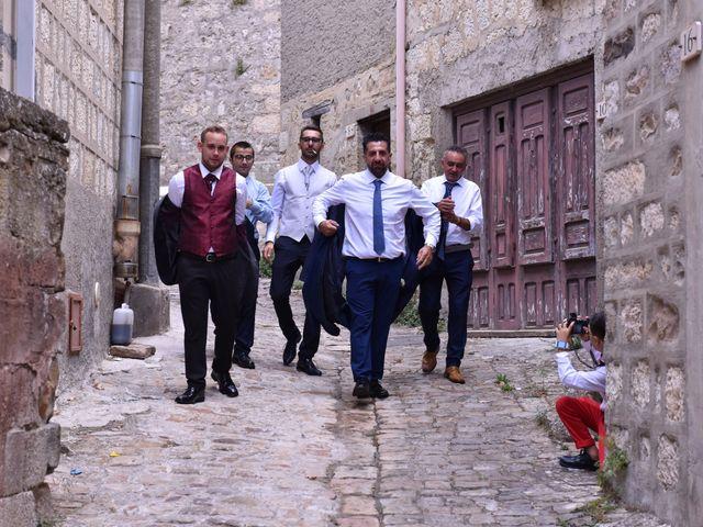 Il matrimonio di Cinzia e Moreno a Valledolmo, Palermo 12