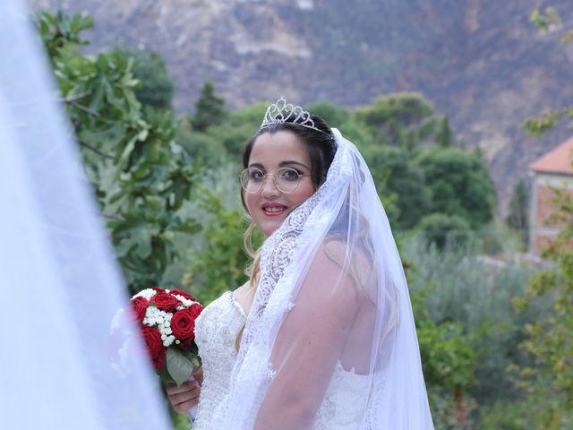 Il matrimonio di Cinzia e Moreno a Valledolmo, Palermo 13