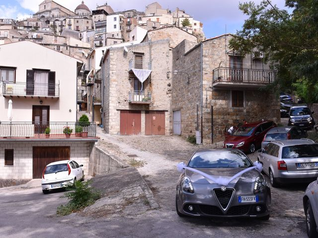 Il matrimonio di Cinzia e Moreno a Valledolmo, Palermo 16