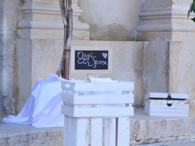 Il matrimonio di Cinzia e Moreno a Valledolmo, Palermo 17