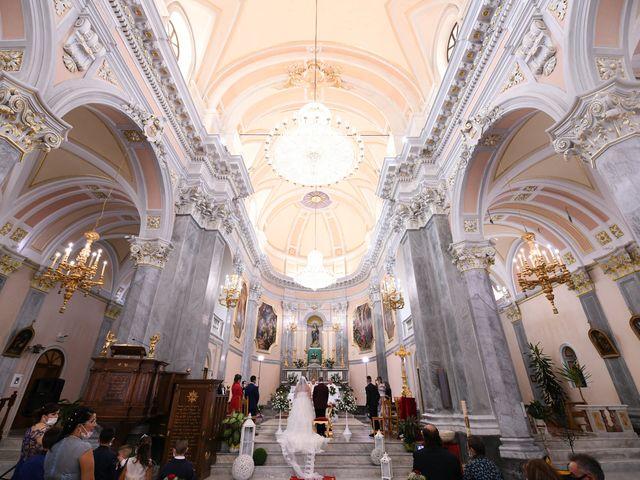 Il matrimonio di Cinzia e Moreno a Valledolmo, Palermo 19