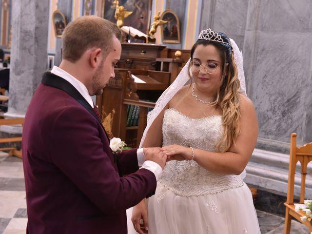 Il matrimonio di Cinzia e Moreno a Valledolmo, Palermo 20