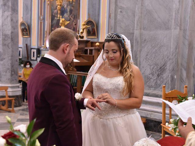 Il matrimonio di Cinzia e Moreno a Valledolmo, Palermo 21