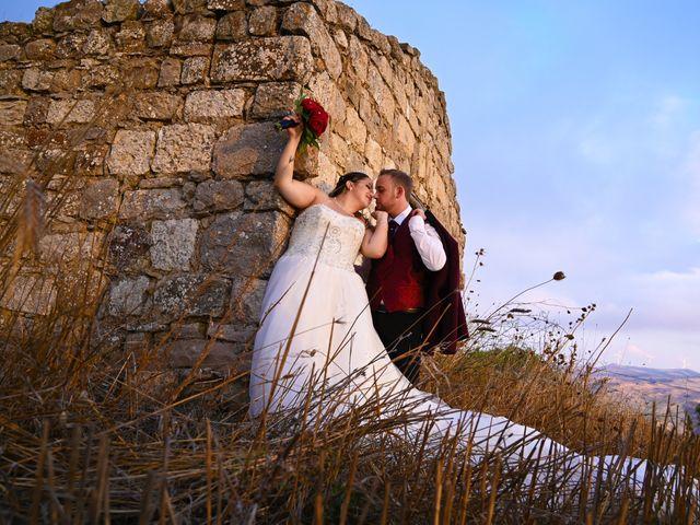 Il matrimonio di Cinzia e Moreno a Valledolmo, Palermo 24