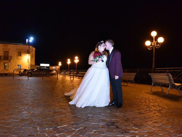 Il matrimonio di Cinzia e Moreno a Valledolmo, Palermo 26