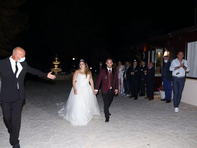 Il matrimonio di Cinzia e Moreno a Valledolmo, Palermo 27