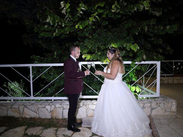 Il matrimonio di Cinzia e Moreno a Valledolmo, Palermo 30