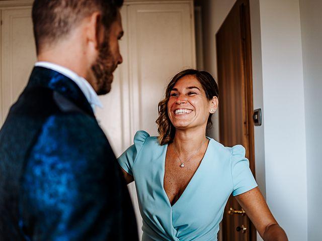 Il matrimonio di Alessandro e Alice a  Zelarino, Venezia 6